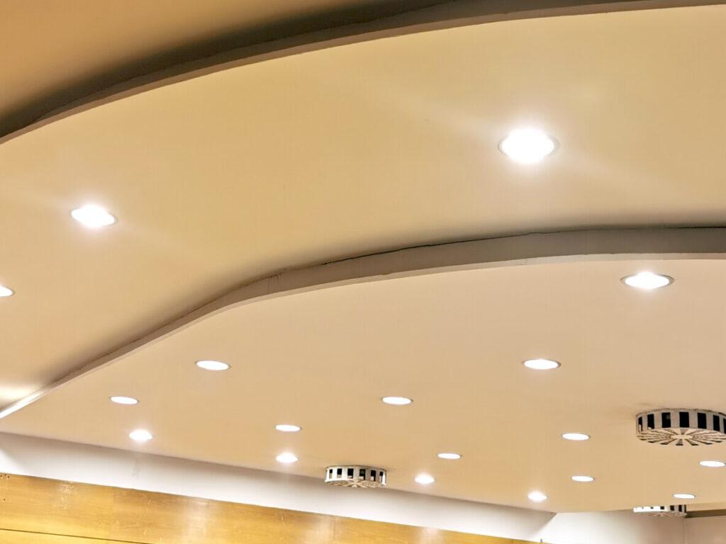 Beleuchtungssystem Decke